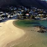 Aerial View of Gordon's Bay