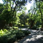 The First Formal Garden in South Africa